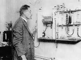 Laboratorium voor Celbiologie en Experimentele Histologie jaren '50