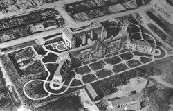 Luchtfoto Rode Kruisziekenhuis Den Haag